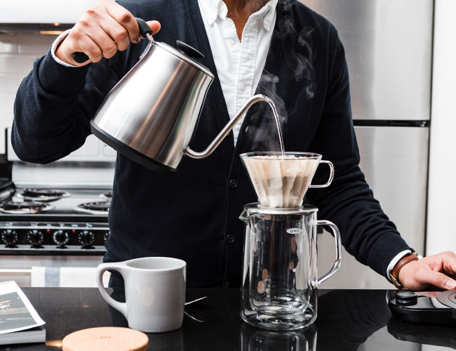 Three Coffee Makers Fit For Any Type of Guy