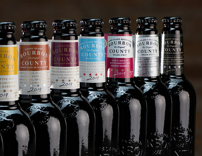 If You Love Bourbon, You'll Love the 2019 Bourbon County Stout Lineup