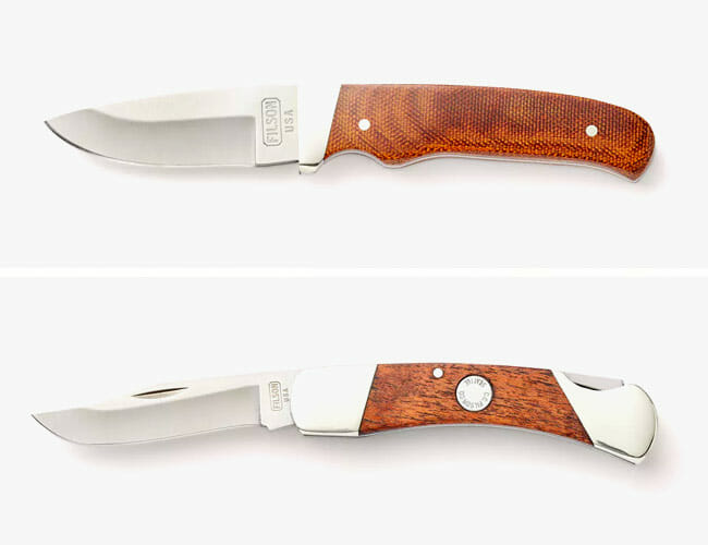 These New Pocket Knives Channel Iconic American Blades