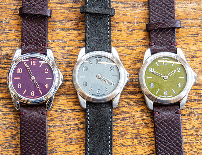 This Scottish Company's Affordable Watches Are Unlike Anything Else on the Market