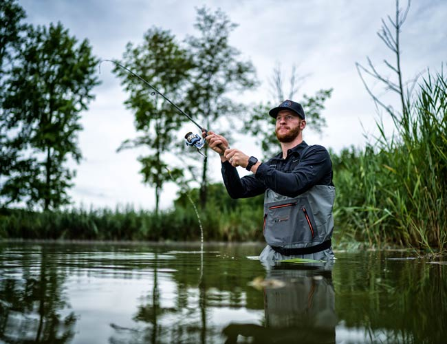 NFL Star Carson Wentz on the Outdoor Gear He Can't Live Without
