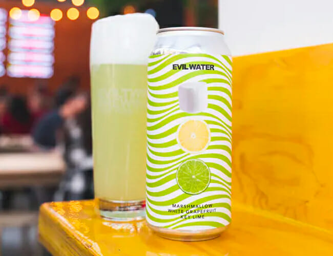 A Famous Brewery Made Marshmallow Hard Seltzer for Beer Drinkers. It's Not Bad