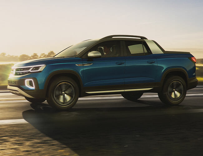 Sorry, America: VW Won't Give Us a Small, Cheap Pickup Truck