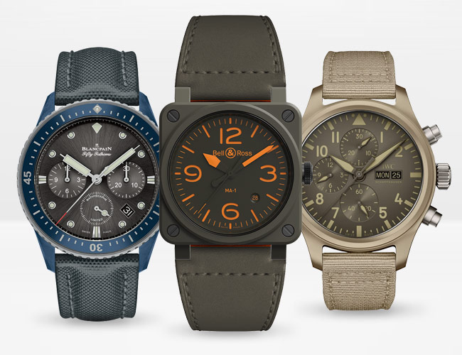 These Are Some of Today's Best Lightweight, Scratch-Proof Ceramic Watches