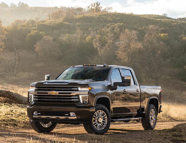 2020 Chevrolet Silverado 2500 HD Diesel Review: Tow, Haul, It Does It All