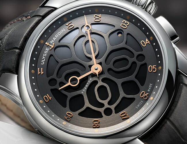 A Watchmaker and High-End Speaker Company Teamed Up on this Chiming Watch