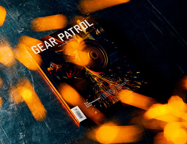 Take a Look Inside the Newest Issue of Gear Patrol Magazine