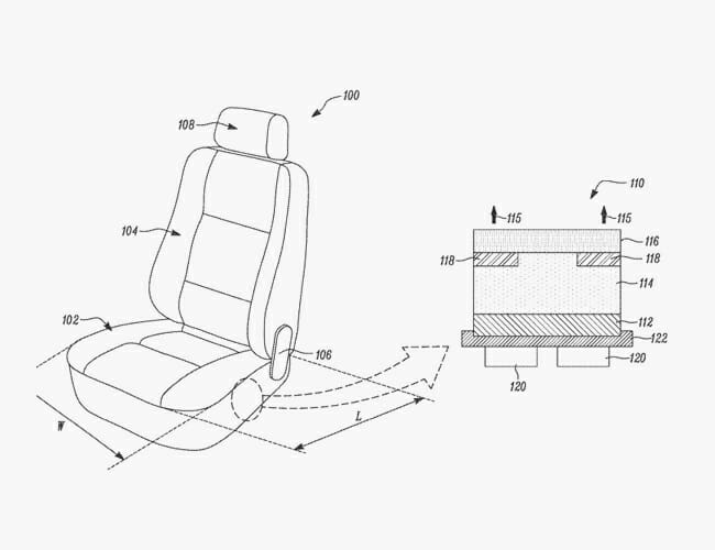 Tesla Has an Idea for Heated Seats That Are More Than Just Comfortable