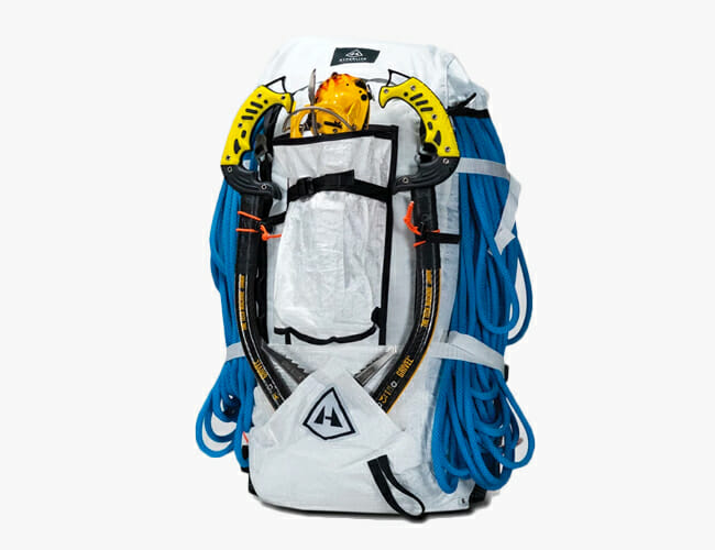 At Last, a New Ultralight Backpack with Tons of Features