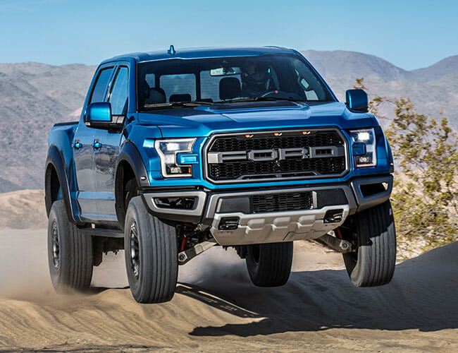 Chevy Has Plans to Make the Ford Raptor Go Extinct