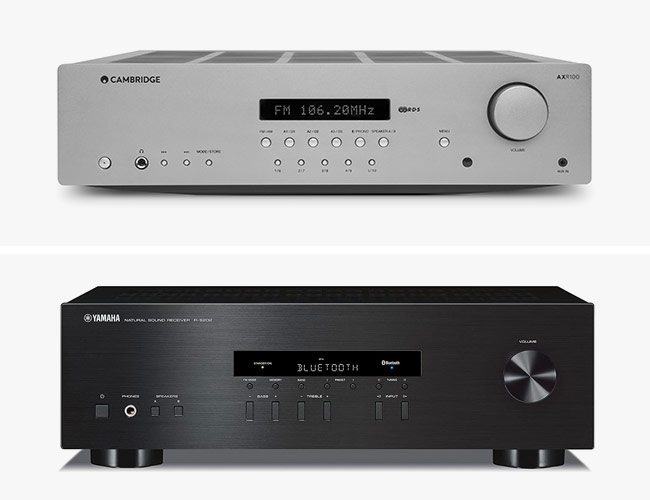 What's Actually the Difference Between a Cheap and Expensive Stereo Receiver?