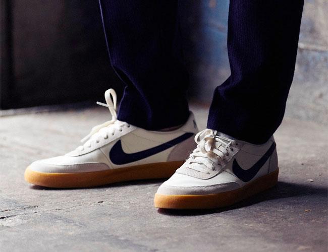 Nike's Wildly Popular Killshot Sneaker Is Back in Stock