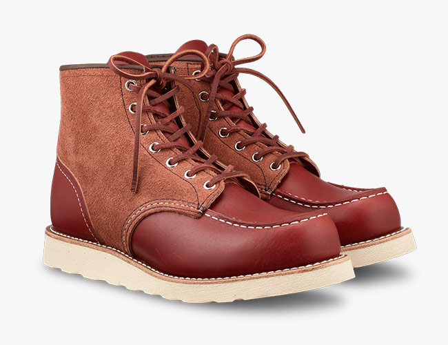 Red Wing Heritage Just Dropped a Sharp Limited Edition Boot