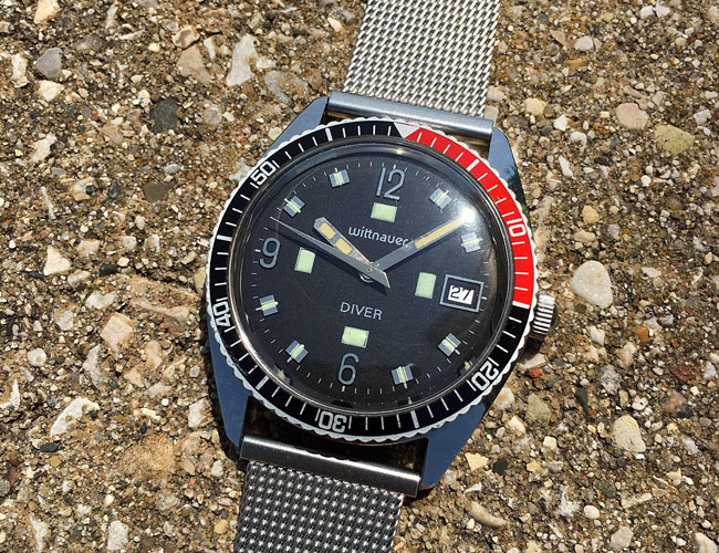 You Can Get These Three Vintage Dive Watches Under $1,000