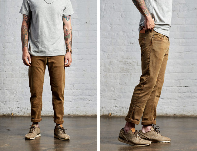 These Jeans Are Like Khakis for Guys Who Only Wear Denim