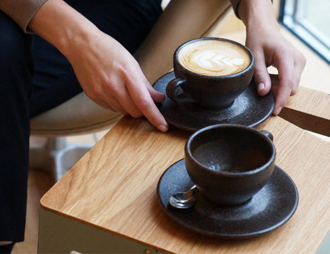 These Coffee Cups Won One of the Most Prestigious Design Awards in the World