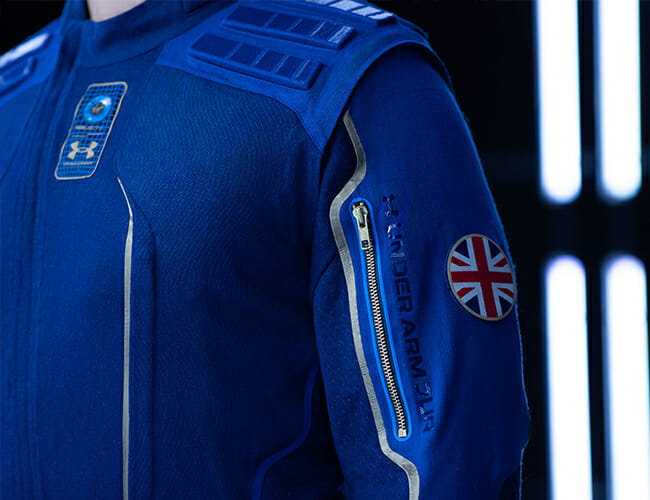 Under Armour's New Astronaut Suits and Boots Will Have You Dreaming of the Cosmos