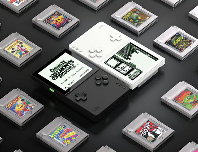 This Gorgeous Console Brings High Definition to Old Game Boy Games