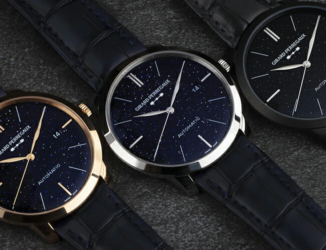 These Elegant Dress Watches Use One of Our Favorite Dial Materials