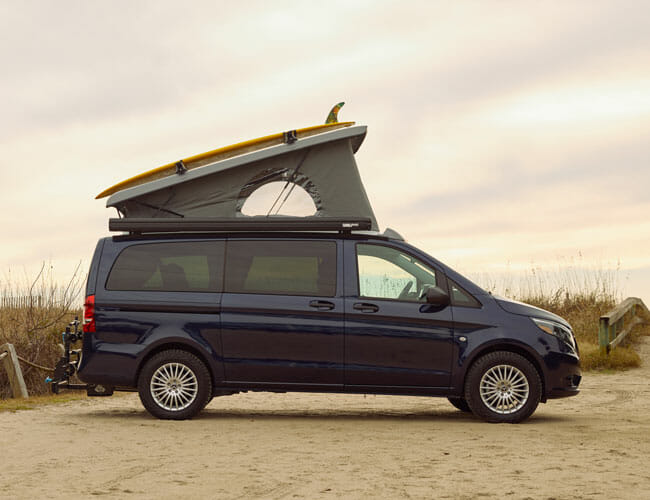 Mercedes-Benz Is Building a Camper Van for Americans