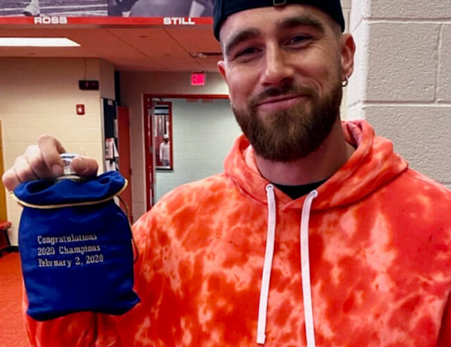 What Whiskey Do You Celebrate a Super Bowl Win with? According to Travis Kelce, It's Crown Royal