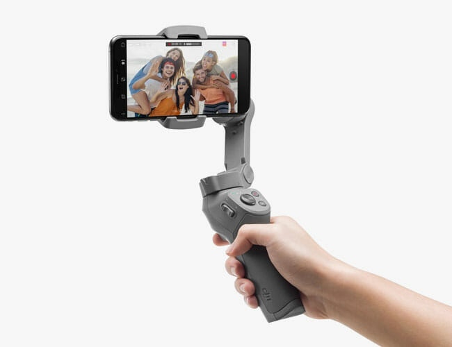 Want to Be a Better Smartphone Photographer? Get DJI's Affordable New Gimbal