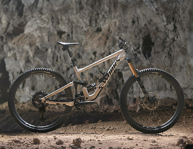 Specialized's New Enduro Bike Looks Scary in the Best Way