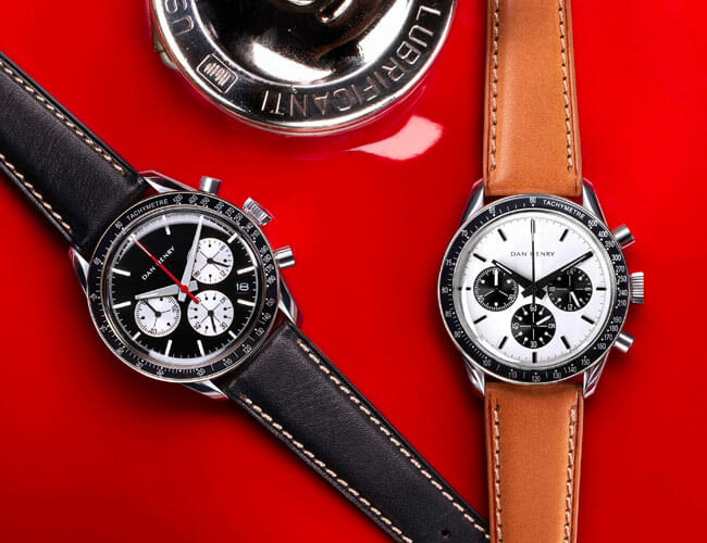 Get All the Style of a Classic Vintage Chronograph for Just $260