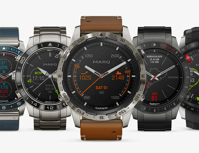 Would You Ditch Your Mechanical Watch For the Garmin MARQ Collection?