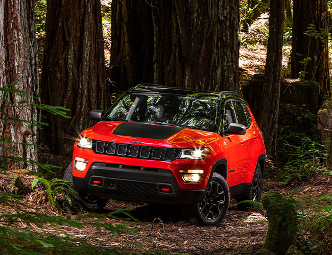 2019 Jeep Compass Review: The Cheap, Unsung Hero of the Lineup