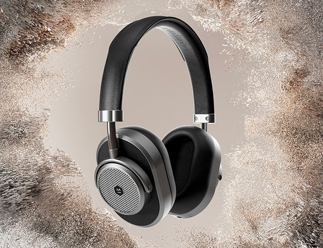 Master & Dynamic Unveils Its First-Ever Noise-Canceling Headphones