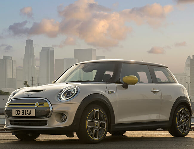 The Electric Mini's Driving Range Will Probably Disappoint You