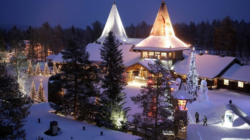 SantaPark, Finland