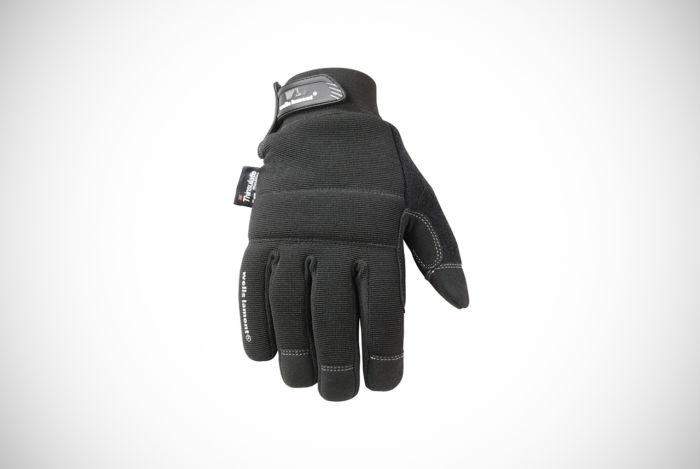 Deer Story Leather Gloves Thick Non-slip Warm Autumn And Winter Mens Gloves Pu Fabric Outdoor Riding Driving Gloves 2019 Latest Style Online Sale 50% Back To Search Resultsapparel Accessories