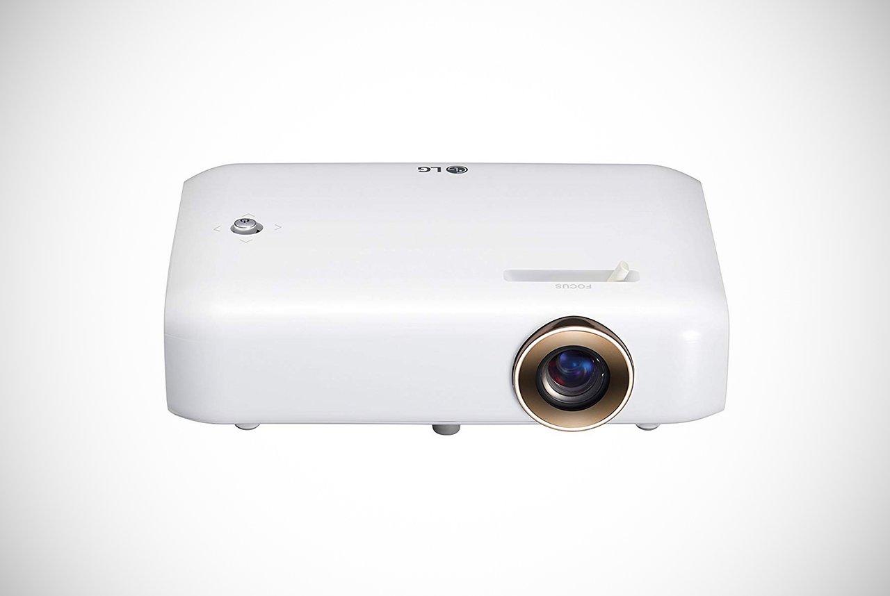 431f6d44715 11) LG PH550 Minibeam Projector