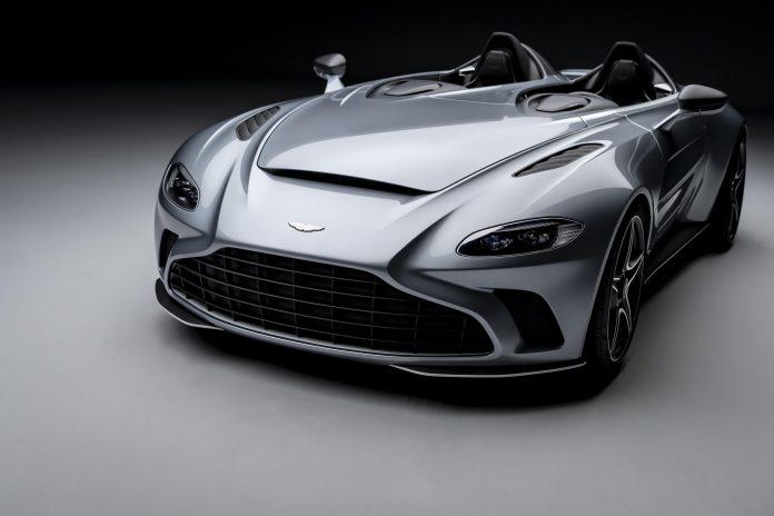 Aston Martin V12 Speedster Specs