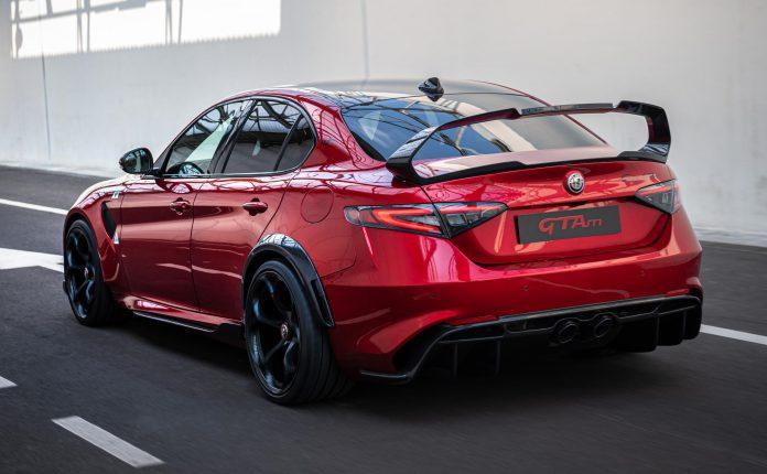 Alfa Romeo GTA Rear Wing