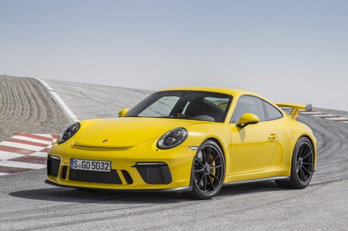 Porsche-991.2-GT3-Manual