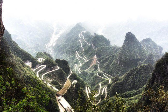 The Big Gate Road