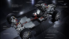 Mercedes AMG Project 1 powertrain details
