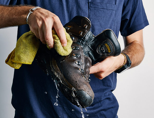 How to Clean and Maintain Your Leather Hiking Boots