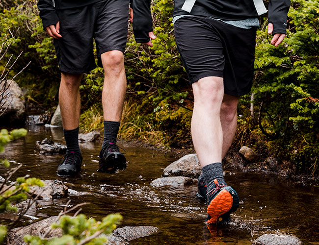 Why You Don't Need Waterproof Hiking Boots