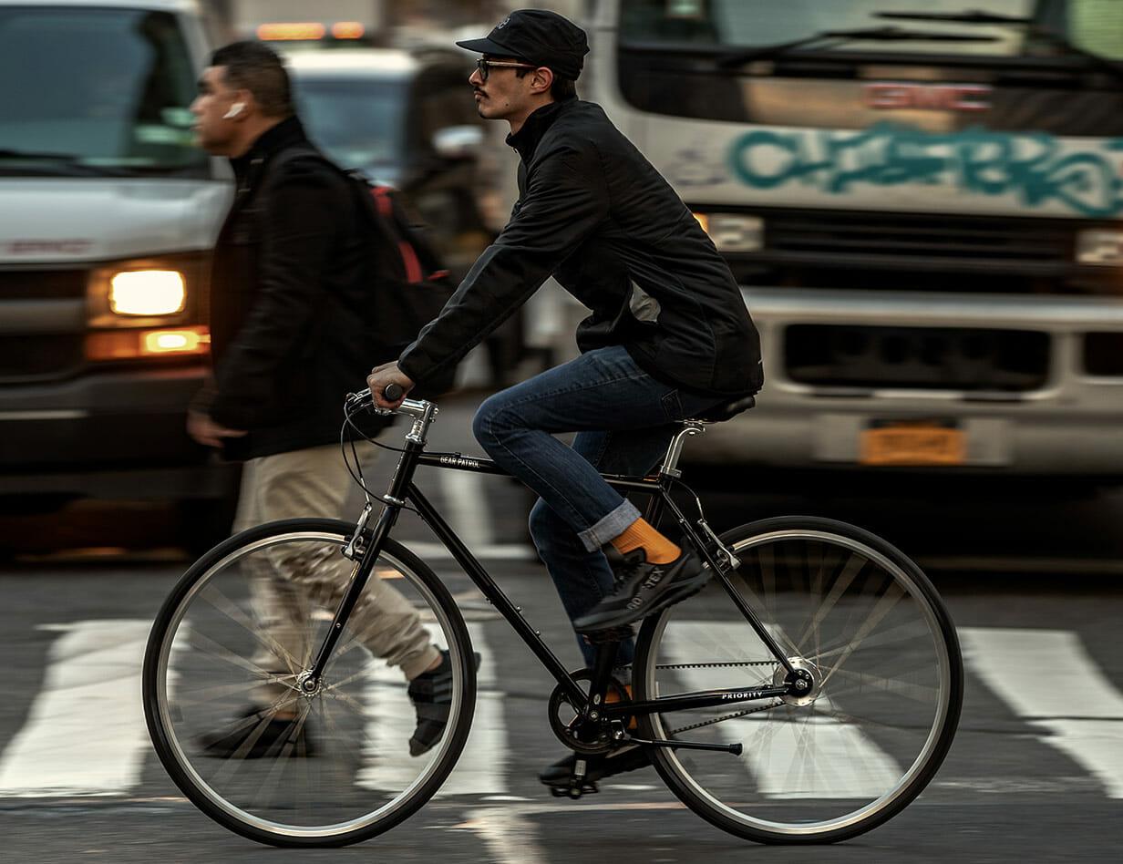 Priority Bicycles x Gear Patrol Commuter Bike