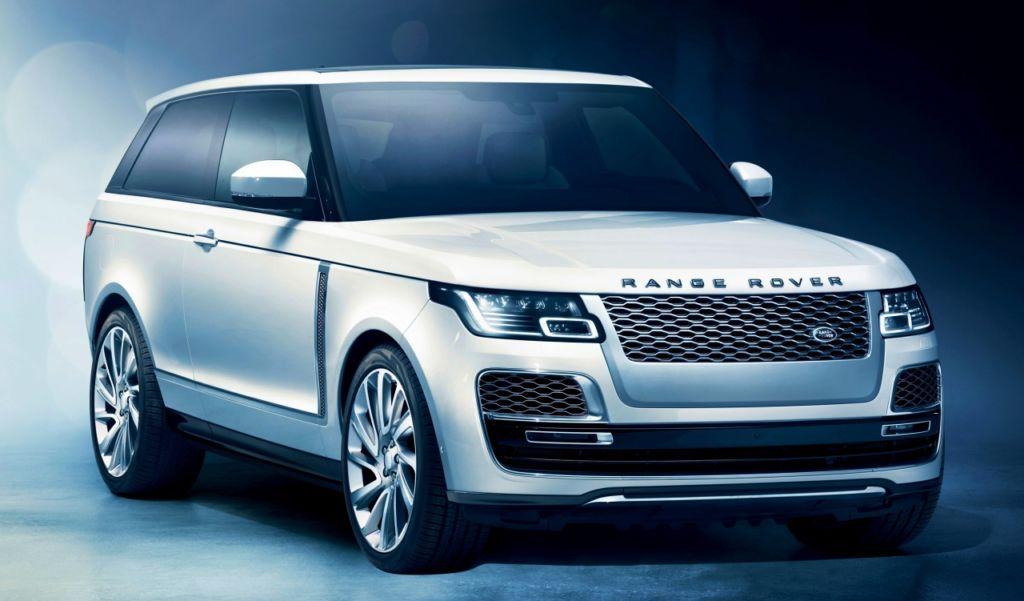 Range Rover Super SUV